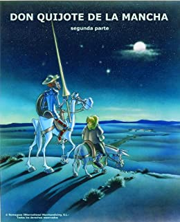 Amazon.com: DON QUIJOTE DE LA MANCHA - II Comic Book