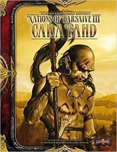 Nations Of Barsaive 3 Cara Fahd Amazon Co Uk 9781907702389 Books