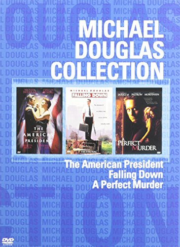 The Michael Douglas Collection: The American President/Falling Down/A Perfect Murder