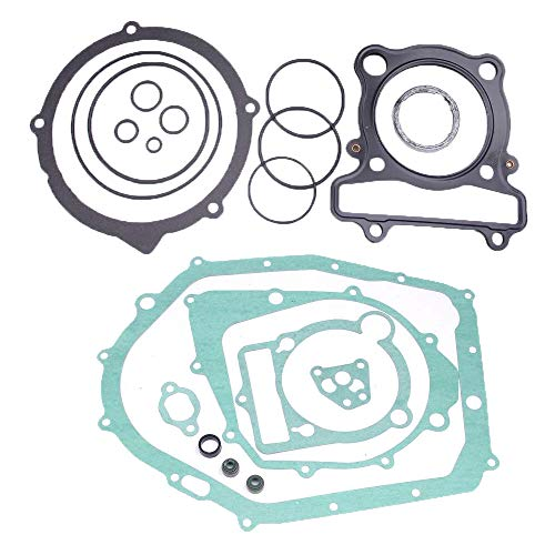Complete Engine Gaskets Set Kit Top & Bottom End for Yamaha Raptor 350 2004-2013 Warrior 350 1987-2004