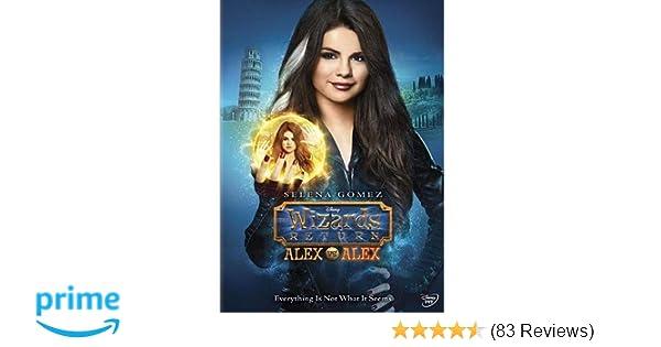 Amazon com: The Wizards Return: Alex vs  Alex: Selena Gomez