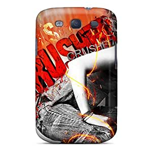 Excellent Hard Cell-phone Cases For Samsung Galaxy S3 (kCA14640XATN) Allow Personal Design Attractive Hot Pattern