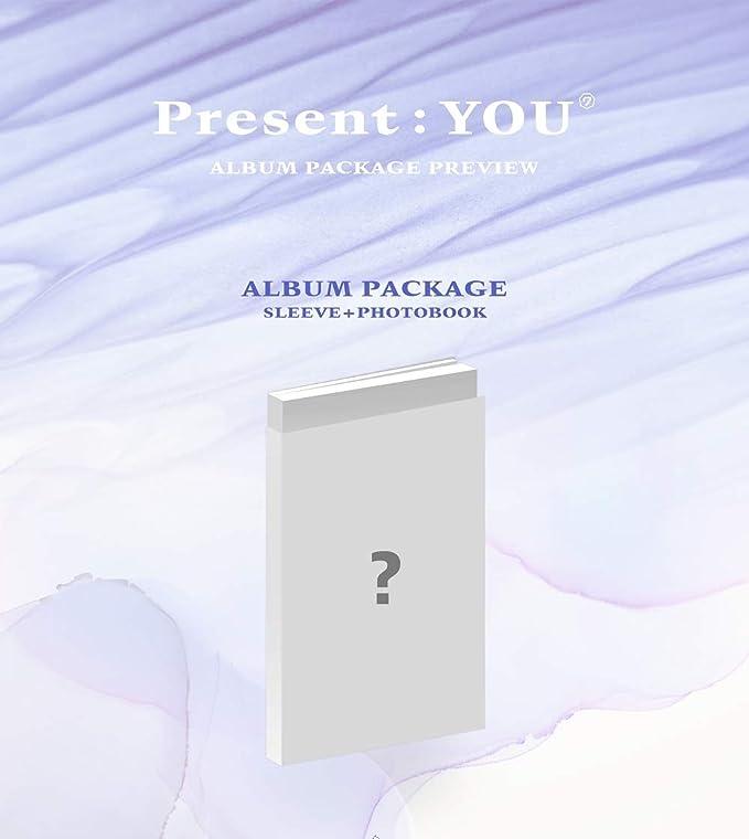 JYP GOT7 - Present : You CD+Photobook+Photocards+Folded Poster+Extra  Photocard
