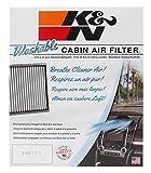 K&N Premium Cabin Air Filter: High