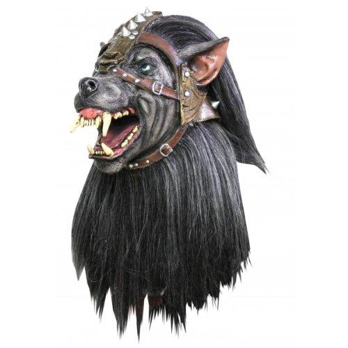 Warrior Wolf Beast Mask