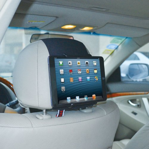 Amazon.com: TFY Universal Car Headrest Mount Holder, Fits ALL 7 Inch