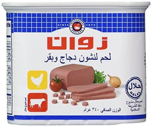 zwan luncheon meat - 7