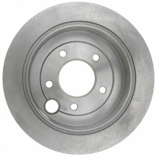 ACDelco 18A847A Advantage Non-Coated Front Disc Brake Rotor