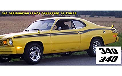 1974 Plymouth Duster - Detroit Auto Show