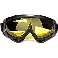 Matilda530 Bici de la suciedad ATV Motocicleta Off Road Racing Motocross Gafas adulto camuflaje Montar las gafas a prueba de polvo resistente a los ara/ñazos anti-fogUV Protecci/ón de descenso de la mot