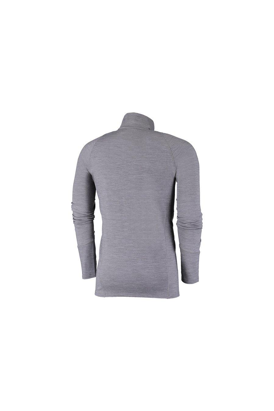 Regatta Herren Rot Thompson 1//2 Zip Warm Fleece Top Sweatshirt Outdoor Pullover