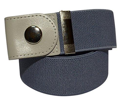 FreeBelts - Buckle-Free Easy Comfortable Belt. No Bulge, No Hassle. Unisex.
