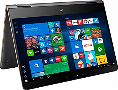 "HP Spectre x360 13-AC033DX 2-in-1 13.3"" UHD 4K Touch-Screen Laptop - Intel Core i7 - 16GB Memory - 512GB SSD (Certified Refurbished)"