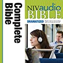 NIV Audio Bible (Dramatized) Audiobook by  Zondervan Narrated by  uncredited
