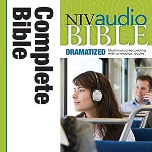 NIV Audio Bible (Dramatized) Audiobook
