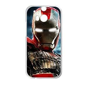 HTC One M8 Phone Case Iron Man KG4489508