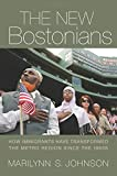 img - for The New Bostonians: How Immigrants Have Transformed the Metro Area since the 1960s book / textbook / text book