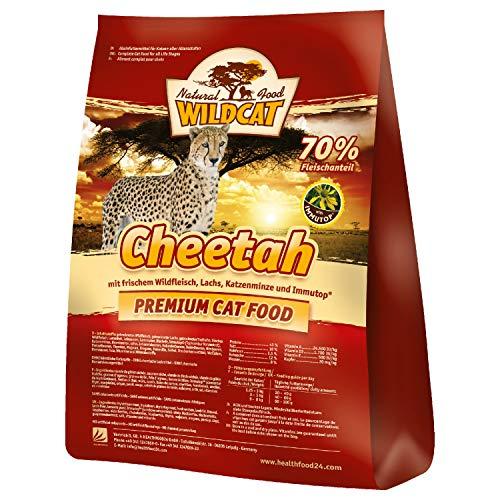 Wolfsblut Wildcat Cheetah 3 kg - 3000 gr: Amazon.es ...