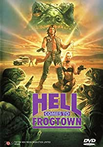 Hell Comes to Frogtown [DVD]: Amazon.es: Julius LeFlore, RCB ...