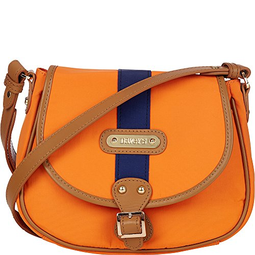 Saddlebag Orange Davey's Navy Stripe Stripe Crossbody EqrqHcPT7