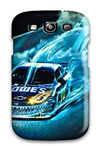 Wendy Uhle's Shop Christmas Gifts Galaxy S3 Case, Premium Protective Case With Awesome Look - Jimmie Johnson 7805054K53013367