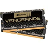 Corsair Vengeance 16Gb Ddr3 Sdram Memory Module - 16 Gb (2 X 8 Gb) - Ddr3 Sdram - 1600 Mhz Ddr3-1600/Pc3-12800 - 1.50 V - Non-Ecc - Unbuffered - 204-Pin - Sodimm
