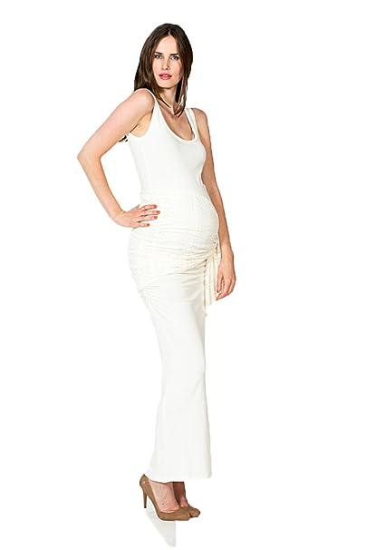 Vestido auril elegante bezau Bernd Maternidad de novia vestido bodenlanges boda vestido c141038: Amazon.es: Ropa y accesorios