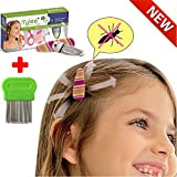 Best Shampoo Treatments For Scalps - Lice Prevention head Clips, Nit Treatment + Comb Review