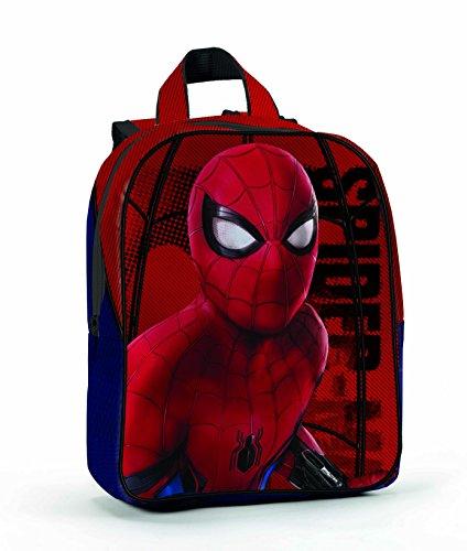 Coriex Extremely Spider Kleine Rucksack Kinderrucksack, Mehrfarbig, M