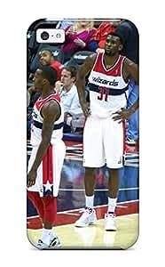 XiFu*MeiCute Tpu DanRobertse Washington Wizards Nba Basketball (19) Case Cover For iphone 5/5sXiFu*Mei