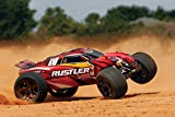 Traxxas 37076-3 Rustler VXL RTR Vehicle - ( Assorted Colors)