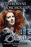 The Storm: A historical reincarnation romance book with a ghost (The Lady of the Pier 3)