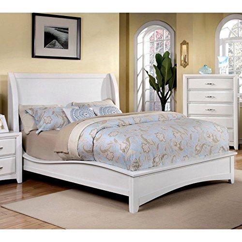 UPC 840628127983, Gracie Wingback Platform Bed