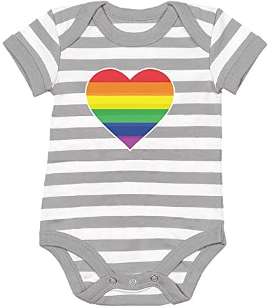 Unique Baby Girls Love is Love LGBTQ Rainbow Gay Lesbian Pride Kids Outfit