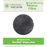 Mighty Mite Motor Filter for Eureka Mighty Mite/Sanitaire Vacuums; Compare to Eureka Part Nos. 38333; Designed & Engineered by Think Crucial