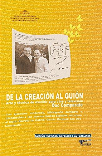 DE LA CREACIÓN AL GUIÓN PDF