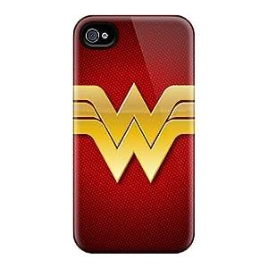 JohnPrimeauMaurice Iphone 6plus Shock-Absorbing Hard Phone Cases Provide Private Custom Nice Wonder Woman Pattern [GAp5982tnxR]