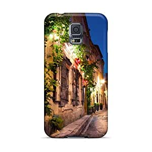Shock Absorbent Hard Cell-phone Cases For Samsung Galaxy S5 (aew21232caSq) Provide Private Custom High-definition Francia Saint Remy De Provence Series