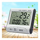 Digital LCD Mini Thermometer Humidity Meter Room Indoor Temperature Hygrometer