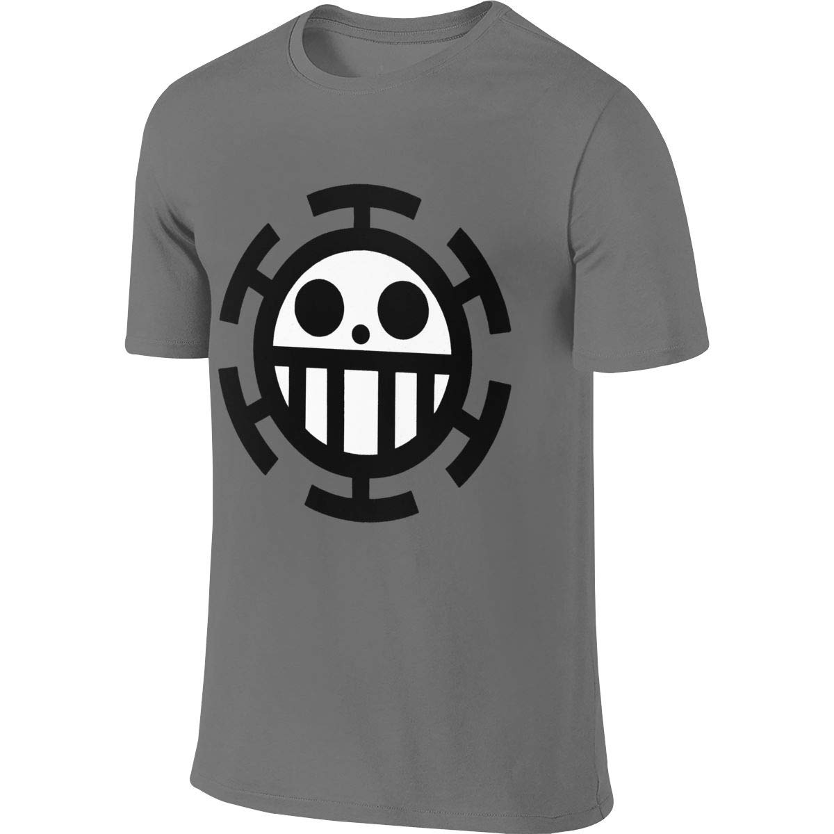 JUDSON Man Custom Humor Tees One Piece Heart Pirates Flag Logo T Shirts