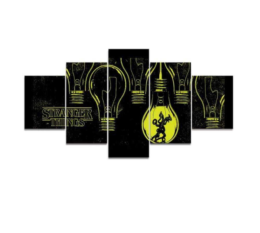Decoración del Hogar 5 Piezas Stranger Things 3 Película ...