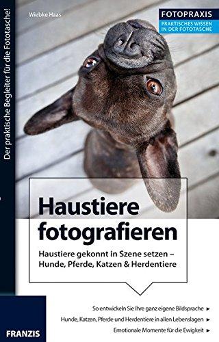 Foto Praxis Haustiere fotografieren: Haustiere gekonnt in Szene setzen - Hunde, Pferde, Katzen & Herdentiere