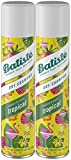Batiste Dry Shampoo Tropical 200ml (2 Pack)