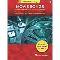 Movie Songs - Instant Piano Songs: Simple Sheet