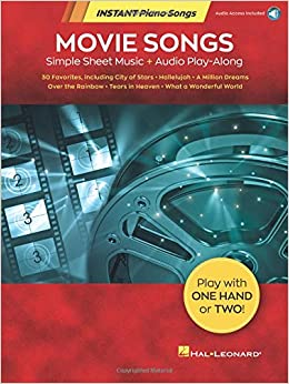 Buy Movie Songs: Simple Sheet Music + Audio Play-along