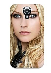 La Angel Nelson TnrISDH2786lozav Case For Galaxy S4 With Nice Avril Lavigne Black Star Appearance