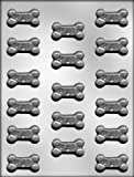 CK Products 1-3/4-Inch Doggy Treats Chocolate Mold