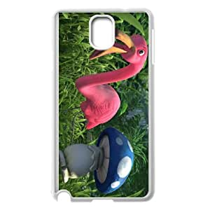 gnomeo juliet featherstone and shroom Samsung Galaxy Note 3 Cell Phone Case White gift PJZ003-7546931