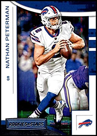 brand new af62d 398f2 Amazon.com: 2018 Panini Rookies and Stars #13 Nathan ...