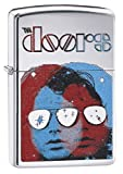 Zippo The Doors 3D Street Chrome Pocket Lighter